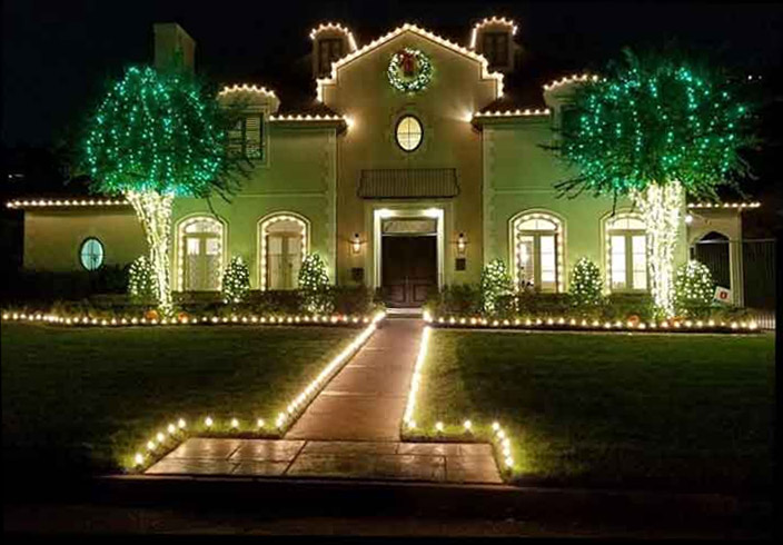 Awesome Founded In 2011, Ignite Christmas Lighting Has Become The Premier Holiday Lighting  Company For Houstonu0027s Most Prestigious Neighborhoods.