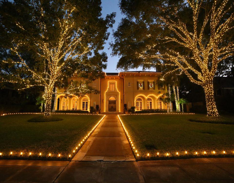 river oaks residential lighting