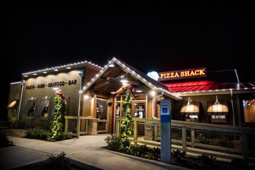 Pizza Shack – Commercial Exterior Lighting